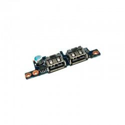 PLACA CONECTORES USB COMPAQ PRESARIO C700 DC02000FR00