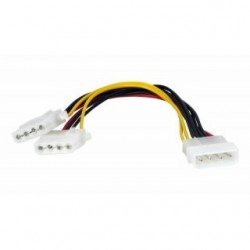 POWER CABLE 1 * MOLEX M A 2 * MOLEX H 0.15m