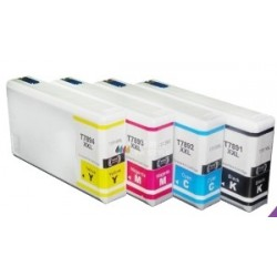 TINTA COMPATIBLE EPSON ARET7892P CYAN