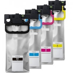 TINTA COMPATIBLE EPSON ARET01CC CYAN
