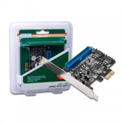 TARJETA PCI-E SATA III...