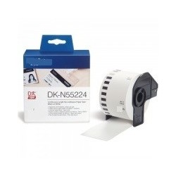 Blanco 54mmX30.48mm para Brother P-Touch QL1000 1050 1060 NA