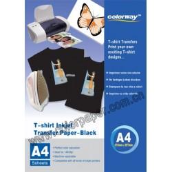 Dark T-shirt transfer paper