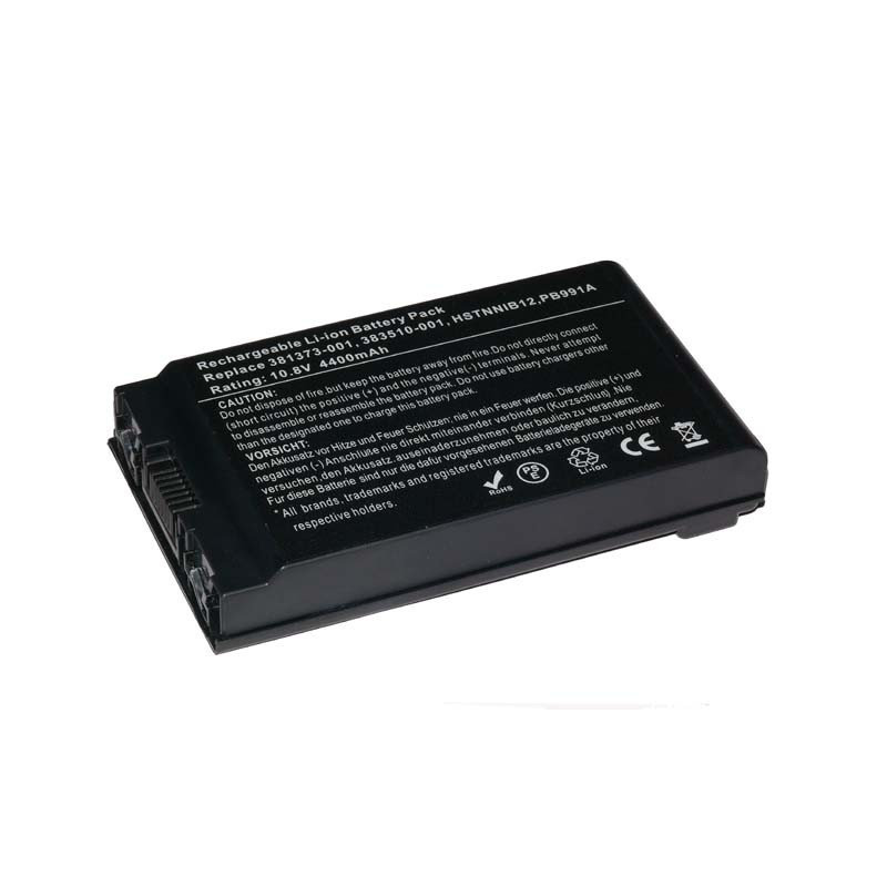 BATERIA HP nc4200 nc4400 tc4200 tc4400 TABLET PC - 4400mAh 10.8V