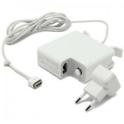 CARGADOR APPLE 45W 14.85V 3.05A MAGSAFE 11-13 INCH