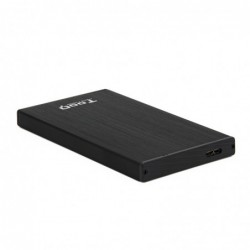 """TOOQ TQE-2527B CAJA HDD 2.5"""" SATA3 USB 3.0 NEGRA"""