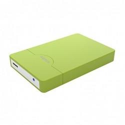"APPROX APPHDD10GP CAJA EXT.2.5"" USB 3.0 SATA VERDE"