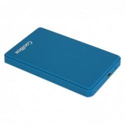 COOLBOX CAJA HDD SCG2543 2.5' 3.0 AZUL OSCURO
