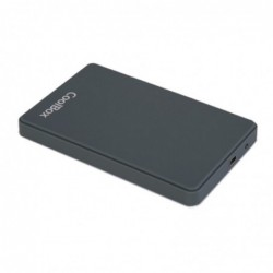 "COOLBOX CAJA HDD 2.5"" SCG2543 GRIS USB3.0"