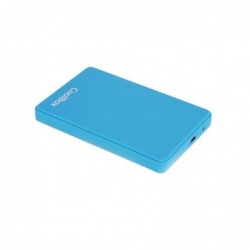 "COOLBOX CAJA HDD 2.5"" SCG2543 USB 3.0 AZUL"