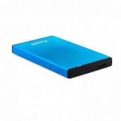 """TOOQ TQE-2527BL CAJA HDD 2.5"""" USB 3.1 GEN1/USB 3.0"""