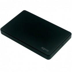 """APPROX! APPHDD300B CAJA HD 2.5"""" SATA  USB3.0 NEGRO"""