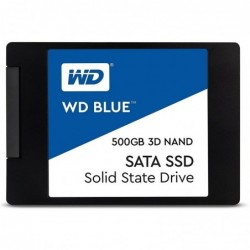 WESTERN DIGITAL WDS500G2B0A SSD 500GB SATA3 BLUE