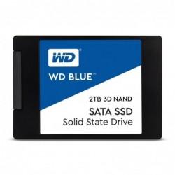 WESTERN DIGITAL WDS200T2B0A SSD 2TB SATA3 BLUE