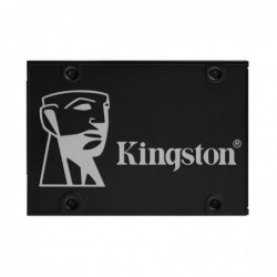 KINGSTON SKC600/256G SSD NAND TLC 3D 2.5""