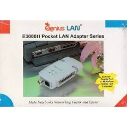 E3000II POCKET LAN ADAPTER SERIES
